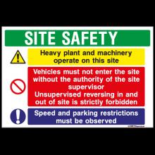 Construction Signage Ireland