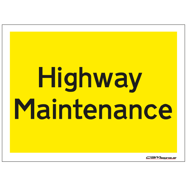Construction Sign - CONS0043