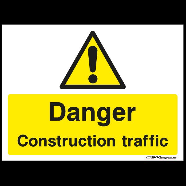Construction Signs Ireland & UK