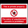 Warning Signs Ireland
