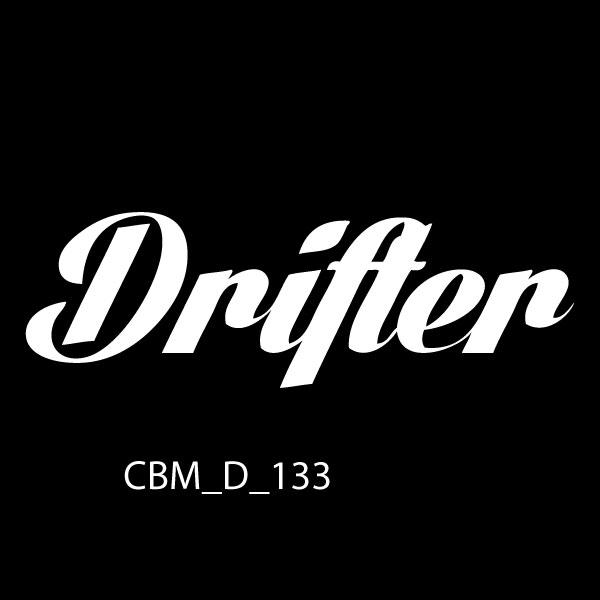 Drifter Car Stickers
