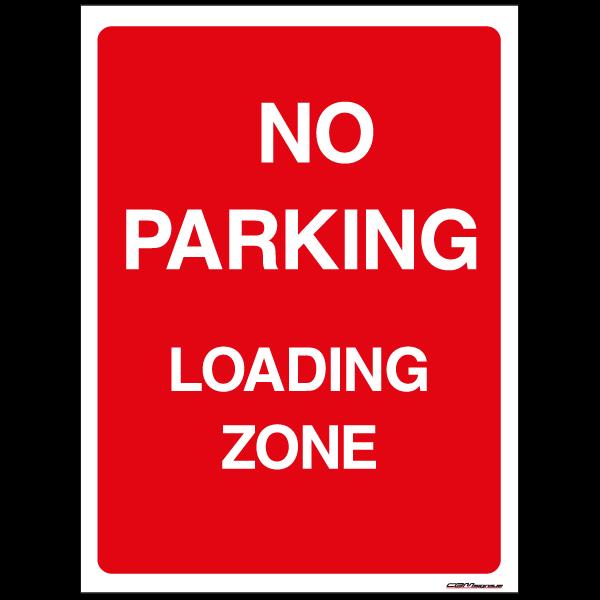 Parking Signs - order online at CBM Signs
