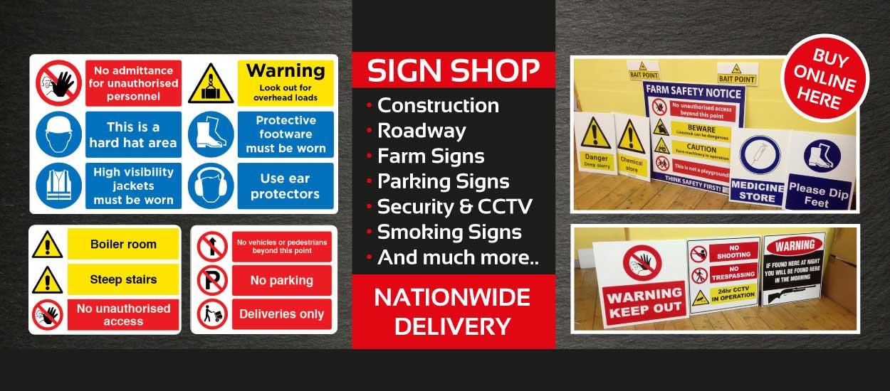 CBM Signs - Ireland's leading Signage Company