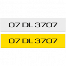 number plate specialists of Ireland, selling 100's of number plates every week!