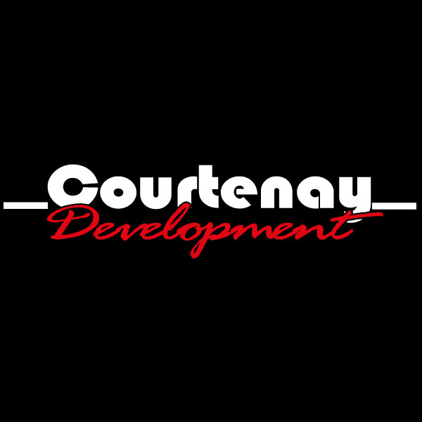 Car Sticker - Courtenay Development