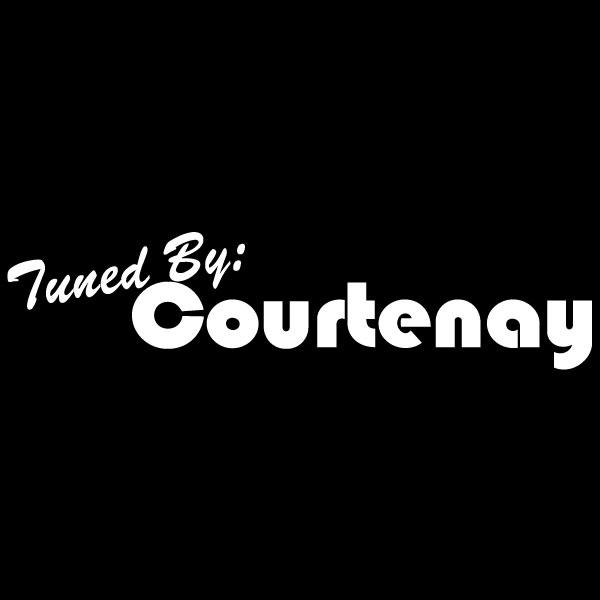 Car Sticker - Courtenay Tuned