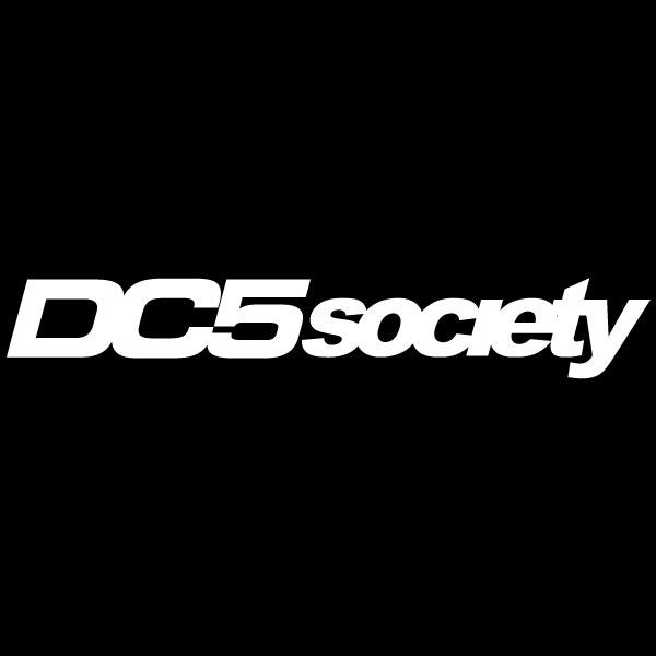 Car Sticker - DC5 Society