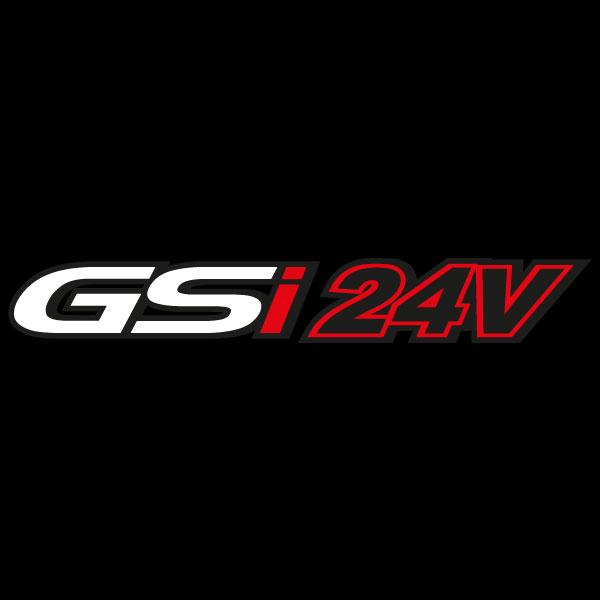 Car Sticker - GSi 24V