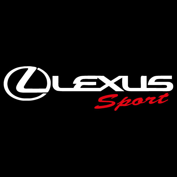 Car Sticker - Lexus Sport 1