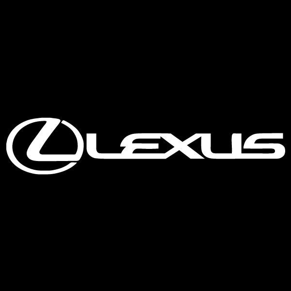 Car Sticker - Lexus