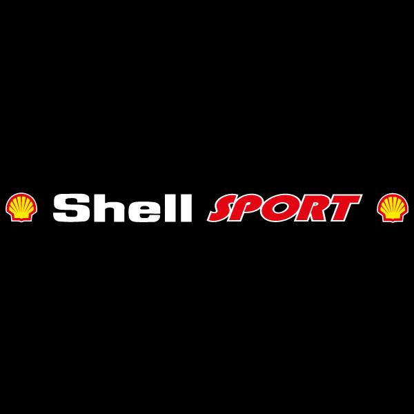 Car Sticker - Shell Sport 1 Windscreen