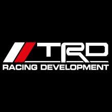Car Sticker - TRD Racing Development