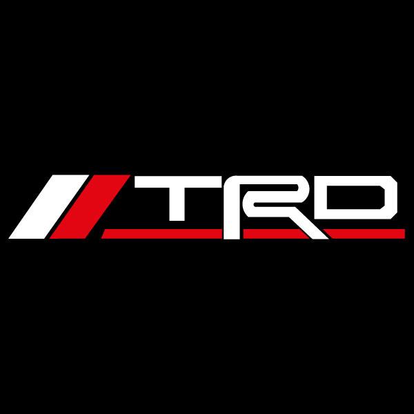 Car Sticker - TRD