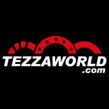 Car Sticker - Tezza World 2