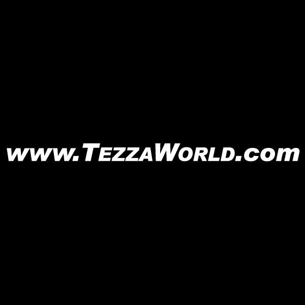 Car Sticker - Tezza World