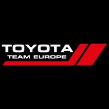 Car Sticker - Toyota Team Europe