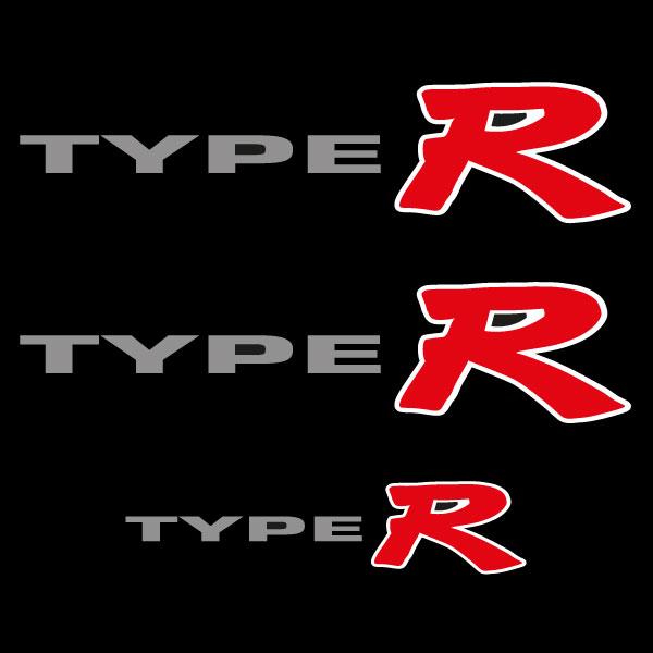 Car Sticker - Type R K20
