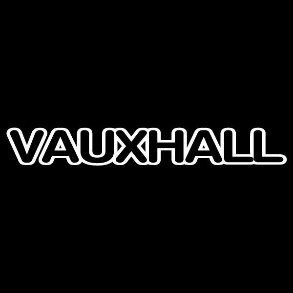 Car Sticker - Vauxhall Boot lid