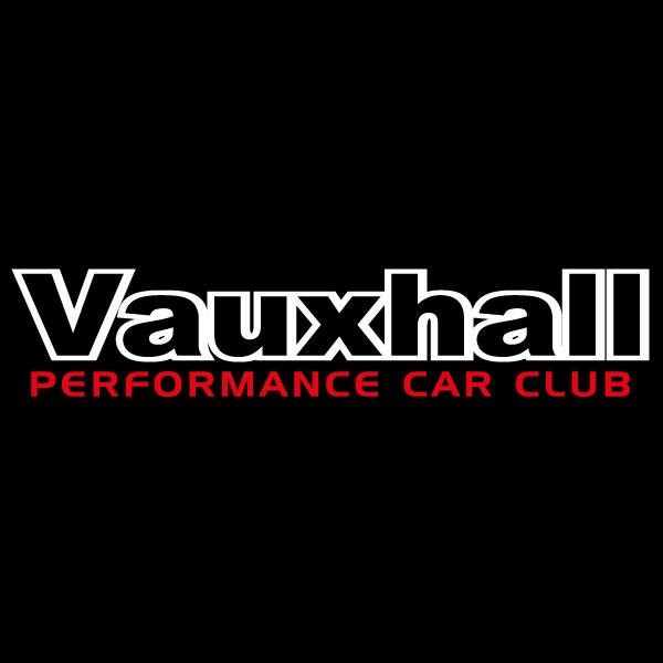 Car Sticker - Vauxhall Performance