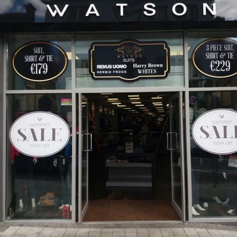 Watson Menswear