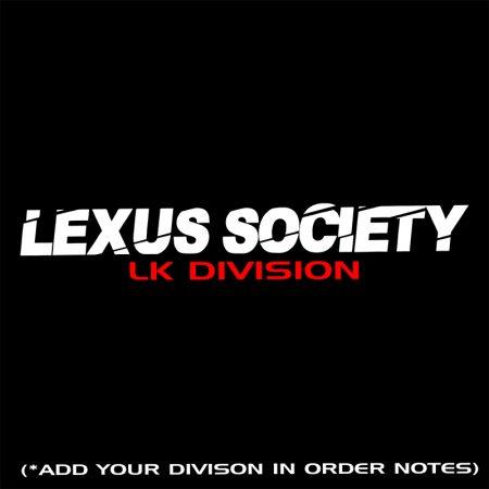 lexus society